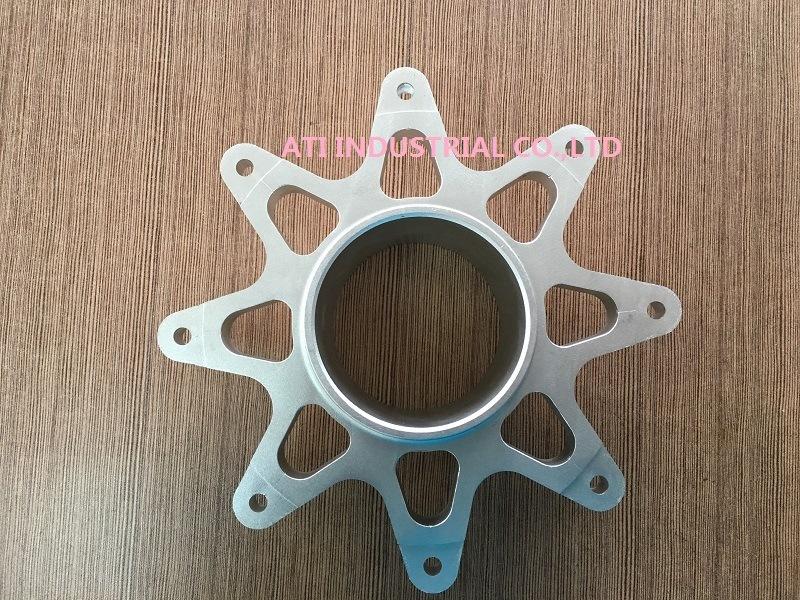 China Machined Part/ Aluminum Forging Hot Die Forging Steel Forging Aluminum Forging Brass Forging Titanium Forging Part