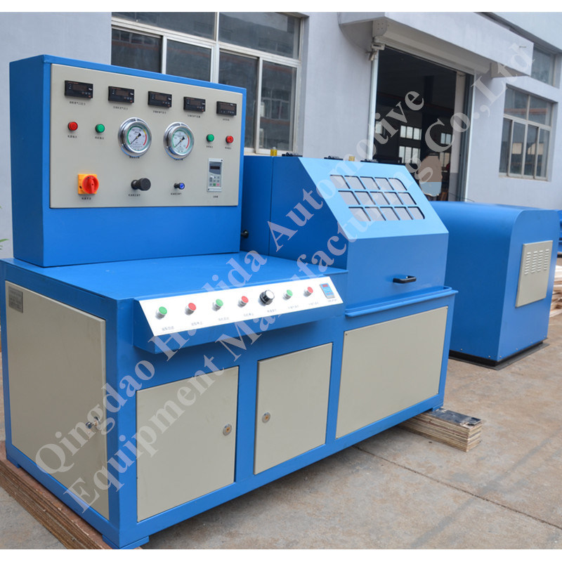 Turbocharger Test Equipment for Testing Turbo Lubrication