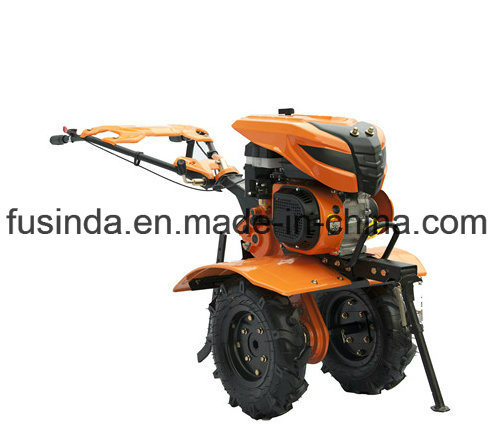 Gasoline Engine Powered Rotary Tiller Cultivator
