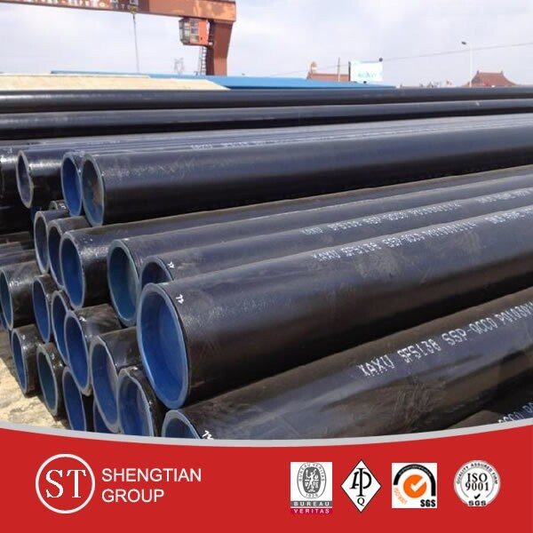 API5l X52 Steel Pipe Line for Oil &Gas Carbon Steel Smls Pipe
