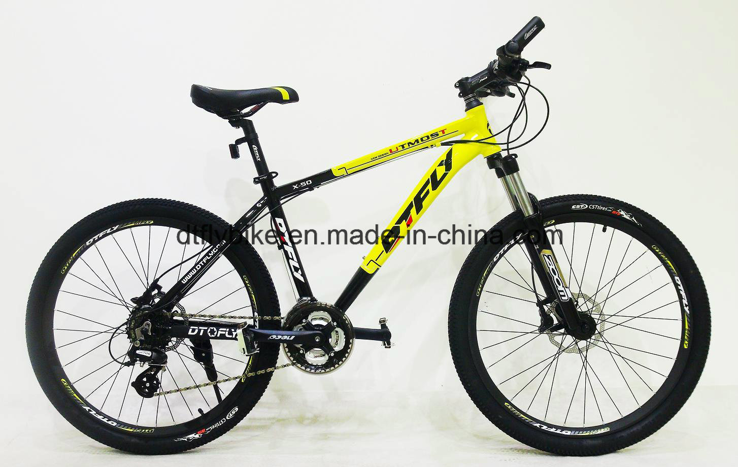 "Bike,26""Suteng, Hydraulic Dic-Brake, Mountain Bike with Shimano 24s"