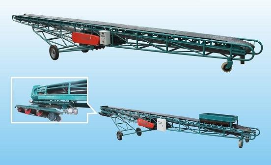 Mobile Belt Conveyor (TDSY 50)