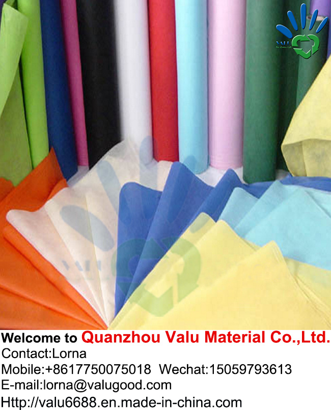 PP Nonwoven Material 100% Polypropylene for Shoes Packing