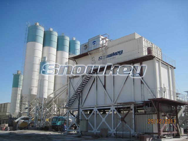 Fip100+AIS100+Icw360 Industrial Concrete Cooling System