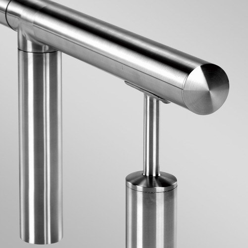 Stainless Steel Glass Balustrade and Railing Systems