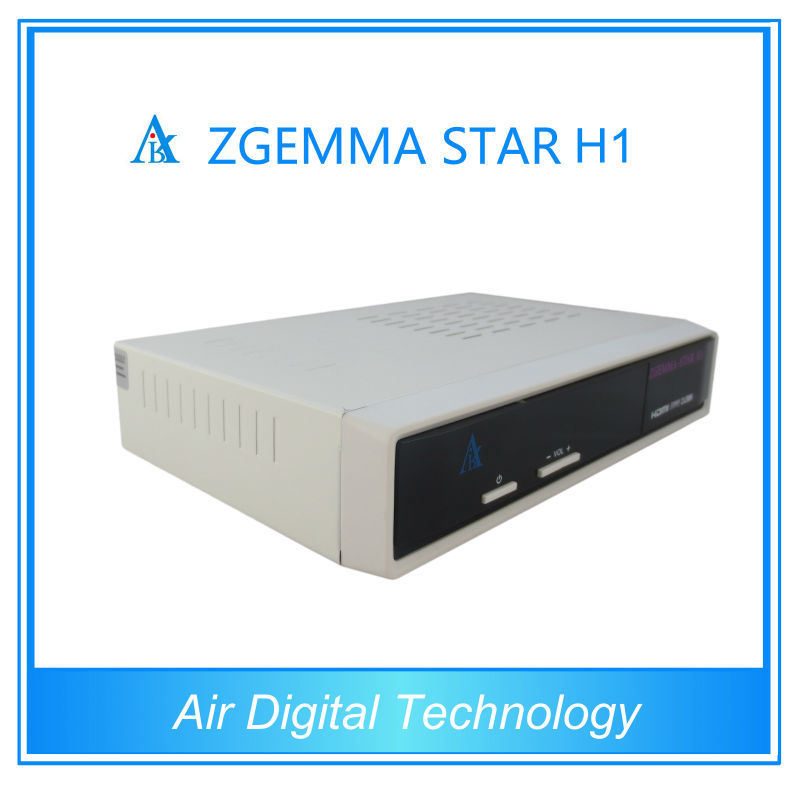 Satellite TV Zgemma-Star IPTV Streaming Server Zgemma-Star H1 Digital Receiver Enigma2 Linux