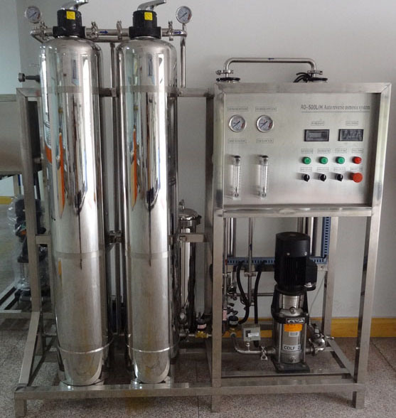 Water for Pharmaceutical Use RO System Water Treatment