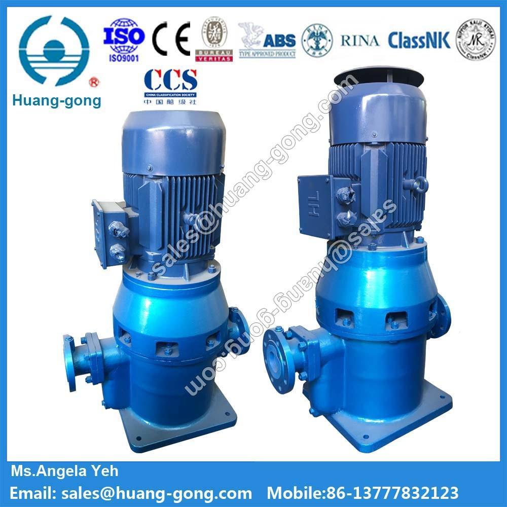 Clz Series Marine Vertical Self-Priming Centrifugal Pump 7.5HP Water Pump