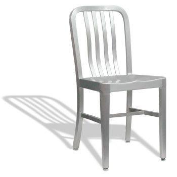 China Navy Chair HT M326 China Aluminum Chair Metal Chair