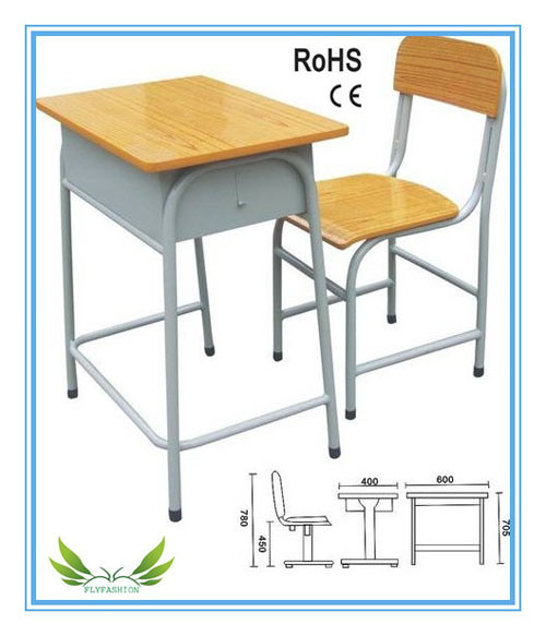 Cheap Wooden Classical Student Furniture (SF-128A)