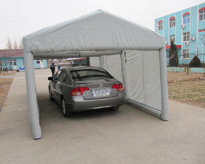 Big Inflatable Shelters - Made in the USA