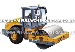 Full Hydraulic Single Drum Vibratory Roller (XG6121)