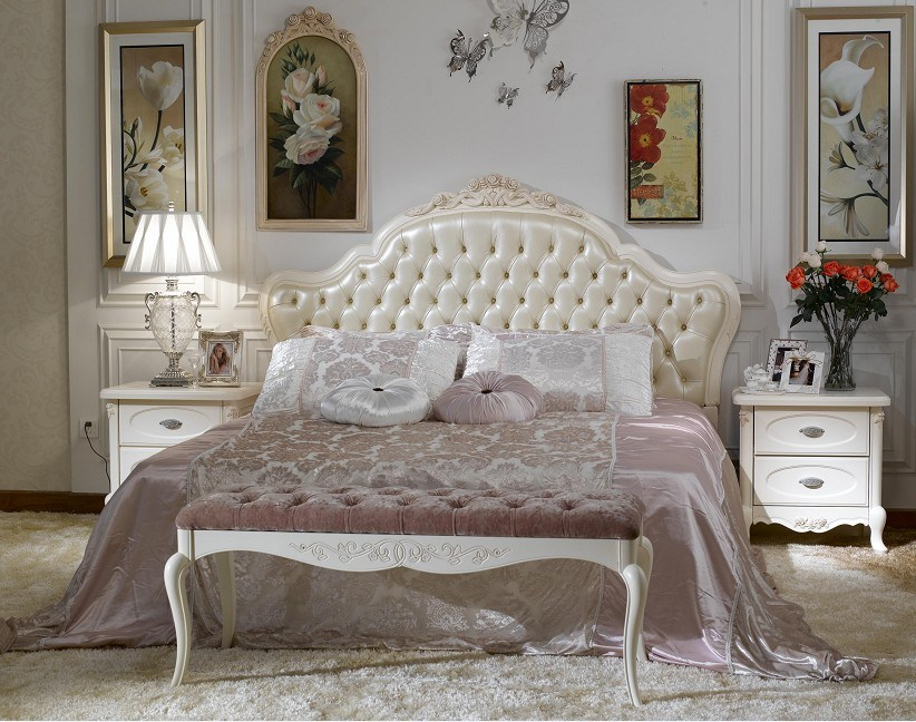 China French Style Bedroom Set Furniture BJH 225 China