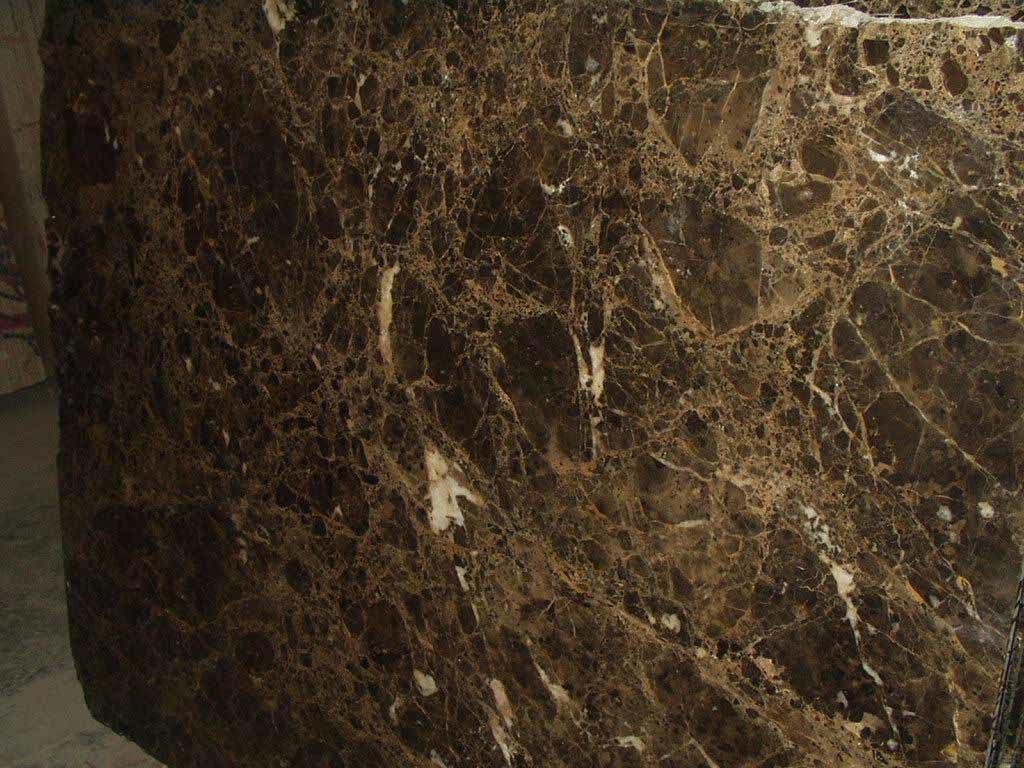 Dark Emperador Granite : China marble dark emperador slab
