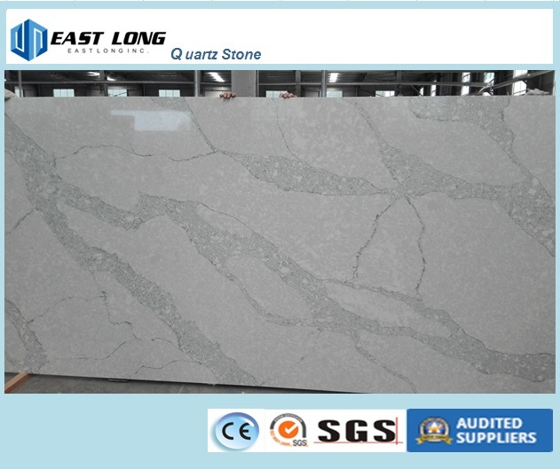 Artificial Quartz Stone Slab for Building Material
