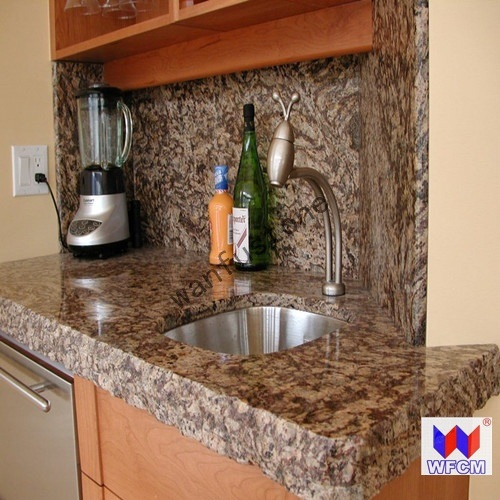 Kitchen Composite Countertop (WFIT-25) - China Composite Countertop ...