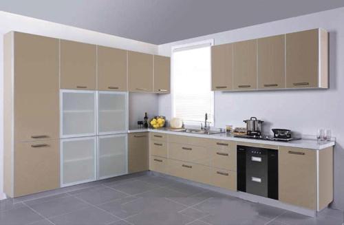 china vinyl door kitchen cabinet mv 006 china vinyl