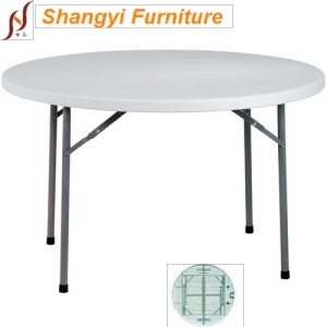 Round Banquet Table for Restaurant