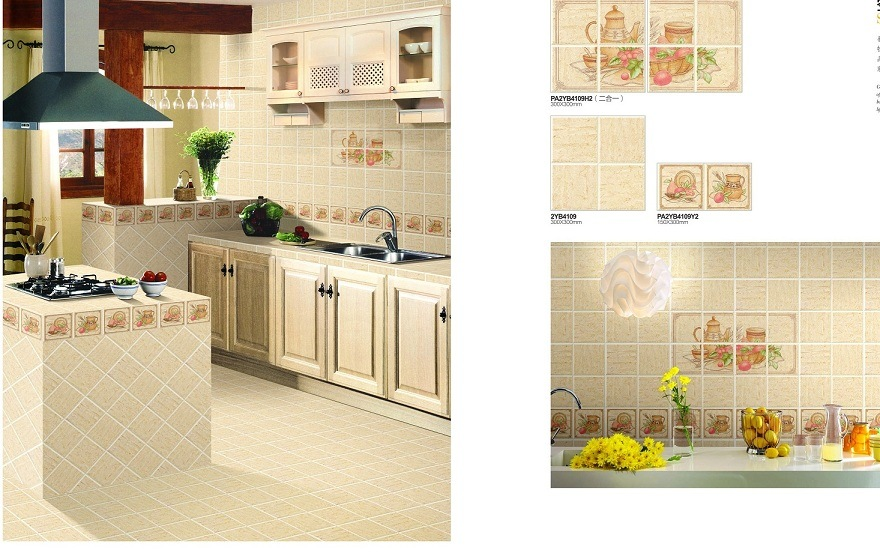China Kitchen Wall Tiles 2YB4109 China Wall Tiles