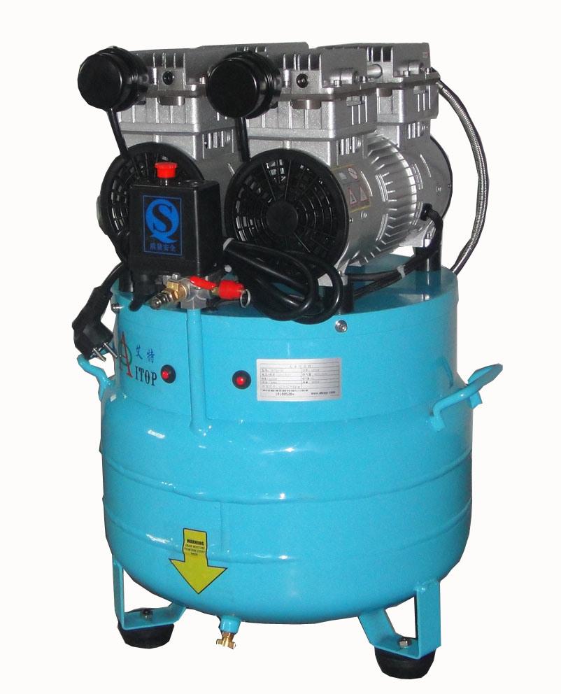 Silencioso compresor de aire sin aceite tp552 35 for Compresor de aire silencioso