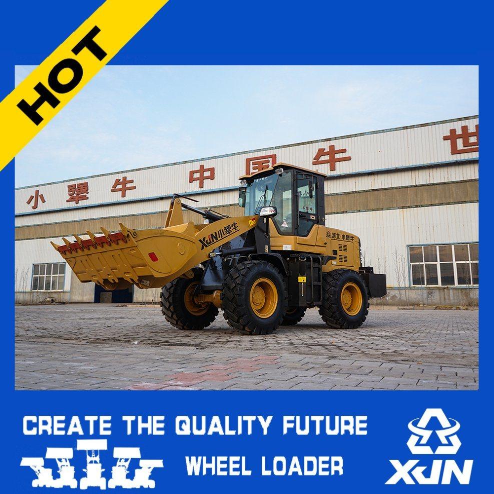 Wheel Loader Mini Front End Loader Zl30