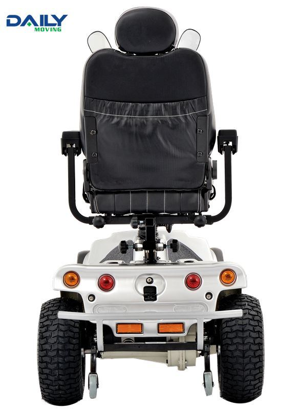 Big Strong Power 4 Wheels Mobility Scooter for Handicapped Dm801