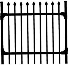 �Gallery �Wrought Iron Fence