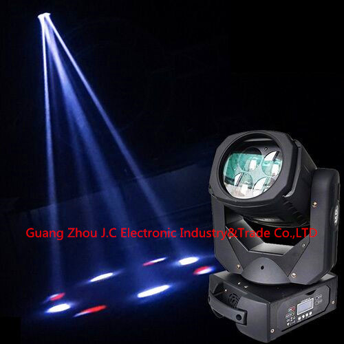 4 Eyes*25W LED Super Beam Moving Head Light