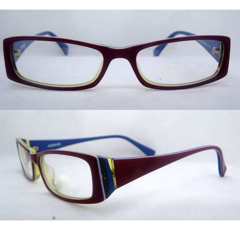 Acetate Eyeglasses Frame : Acetate Sunglasses/Acetate Glasses Frame/Acetate Glasses ...