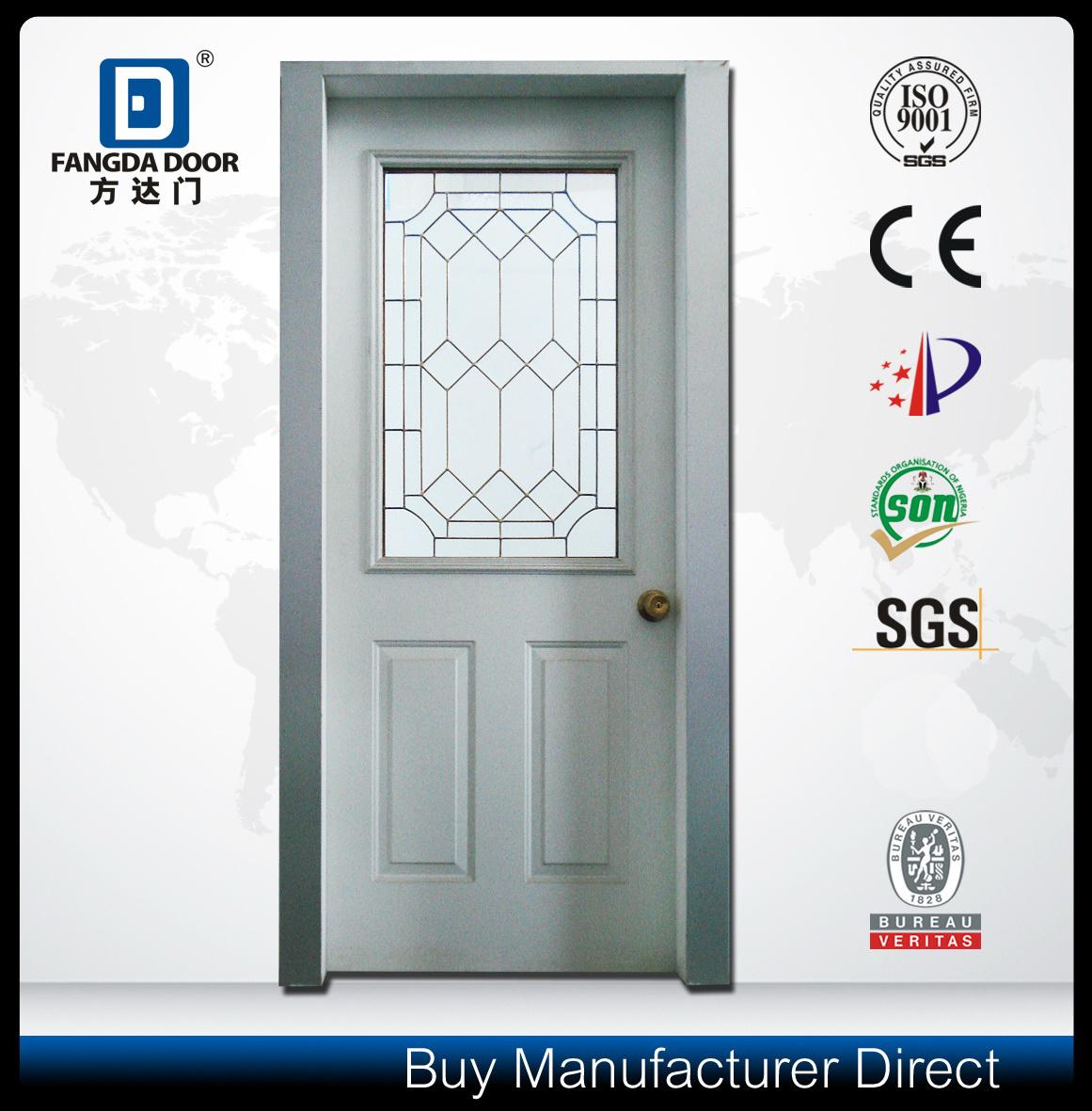 American Prehung Exterior Steel Door