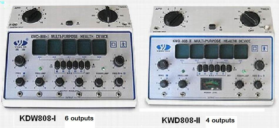 Great Wall Kwd808-I & II Acupuncture Stimulator
