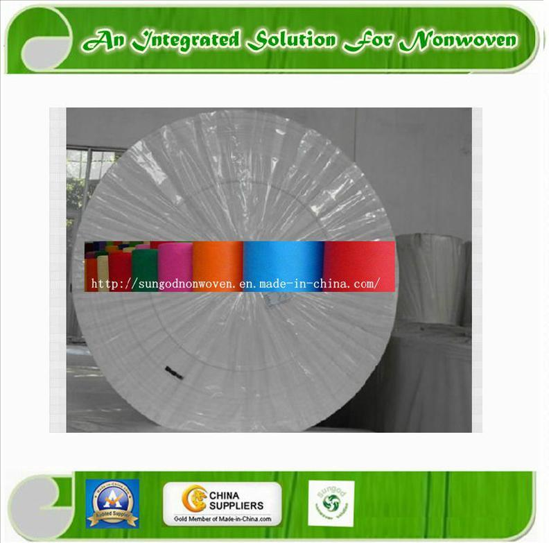 Big Roll Spunbond Non Woven Fabric
