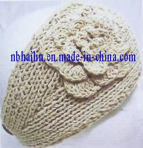 "TLC Home ""Free Mittens and Headband Knitting Pattern"""