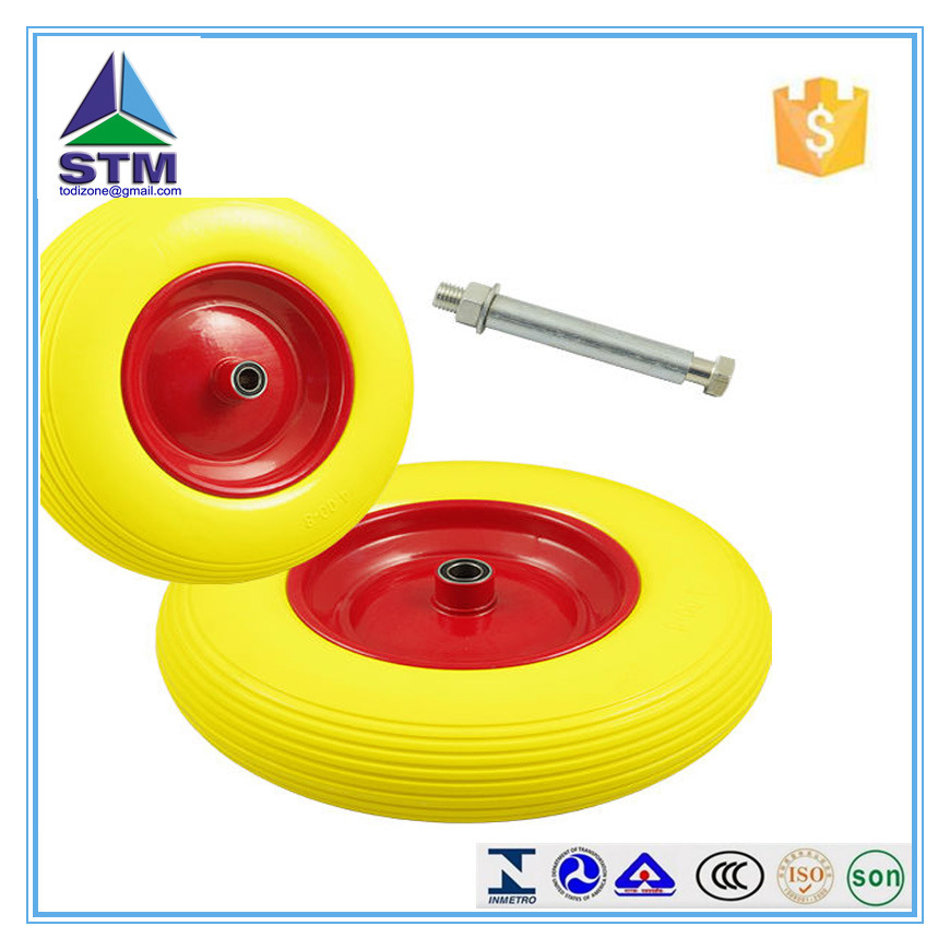 High Quality PU Foam Ruber Wheel