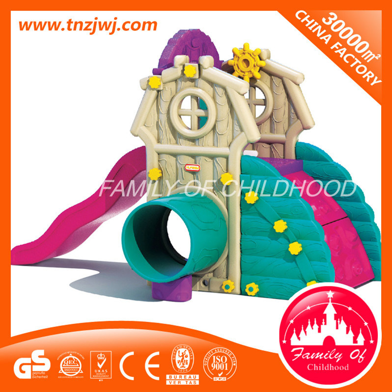 Children Small Cute Plastic Toys in Guangzhou Kids Slide Toys