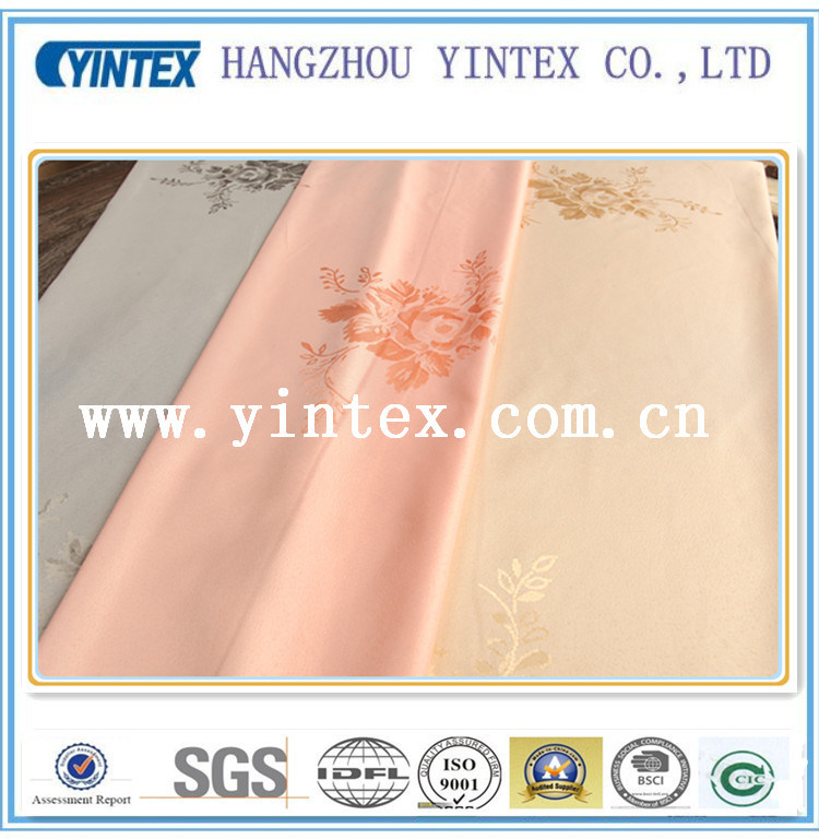 Manufactory Finest Comfotable Smoothly Printed Polyester/Silk Fabric