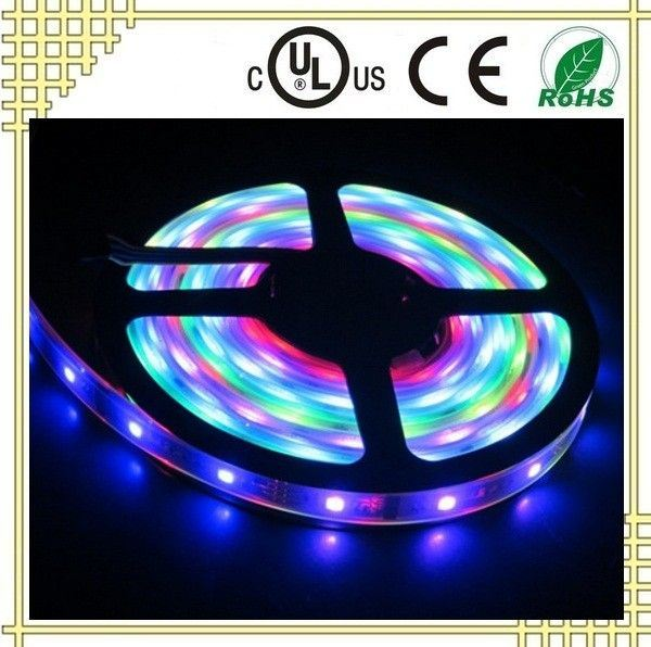 Controllable Flexible LED Strip with Programmable IC