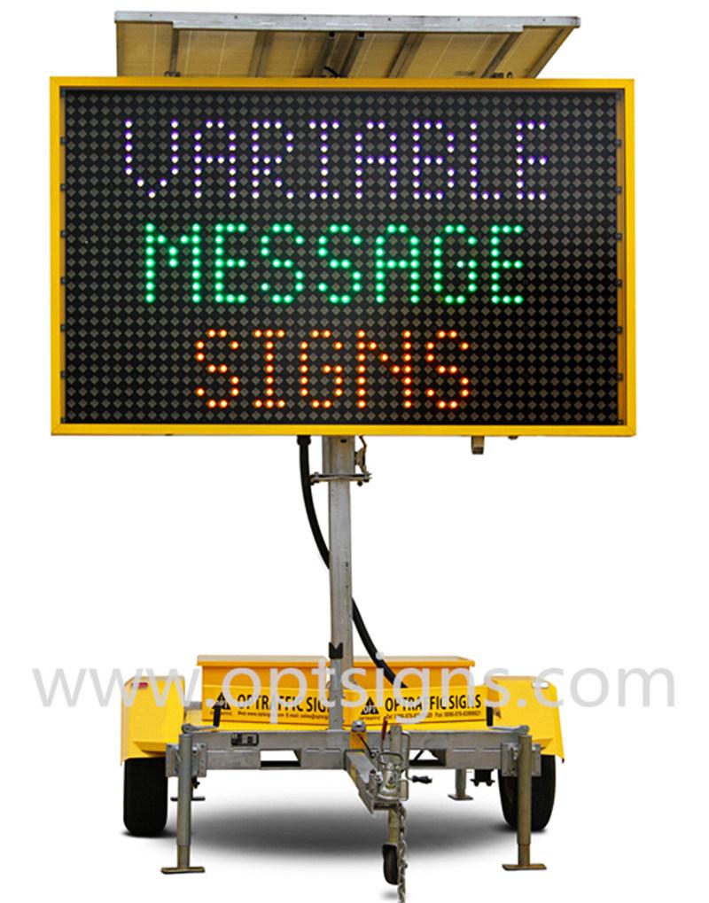 Ce En12966 Variable Message Signs