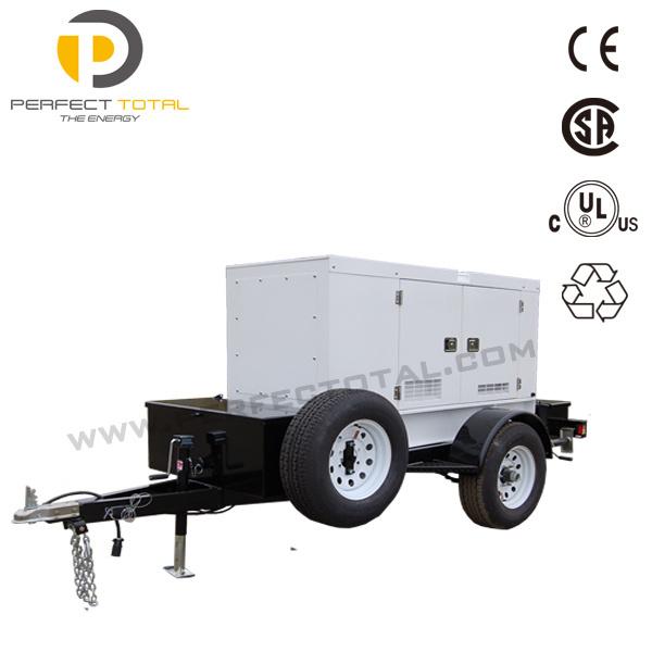 Mobile Generator Set