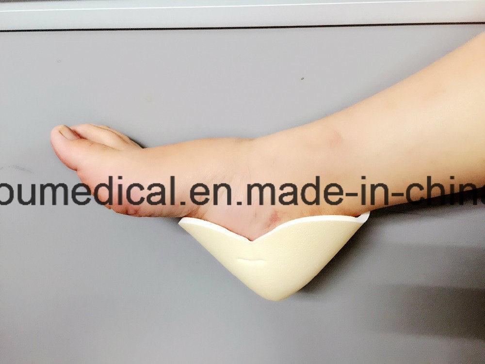 Foyou Non Adhesive PU Film Foam Wound Dressing