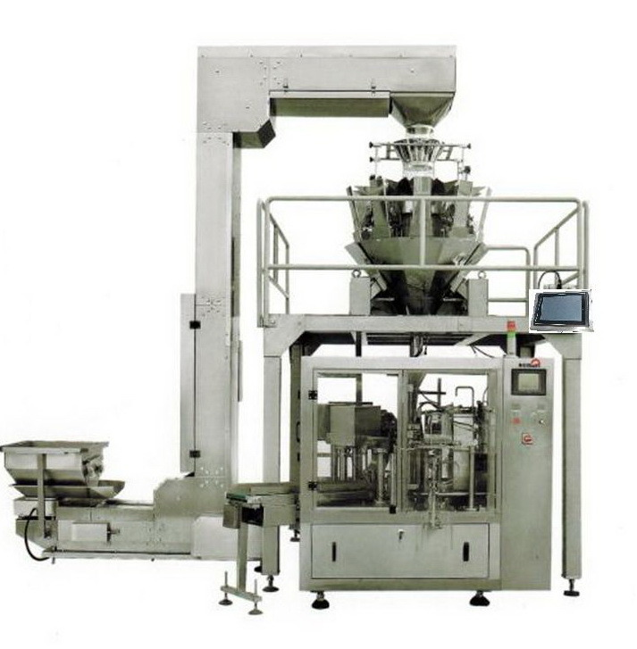 Ready Bag Automatic Weighing Filling and Seal System Jy-Pre
