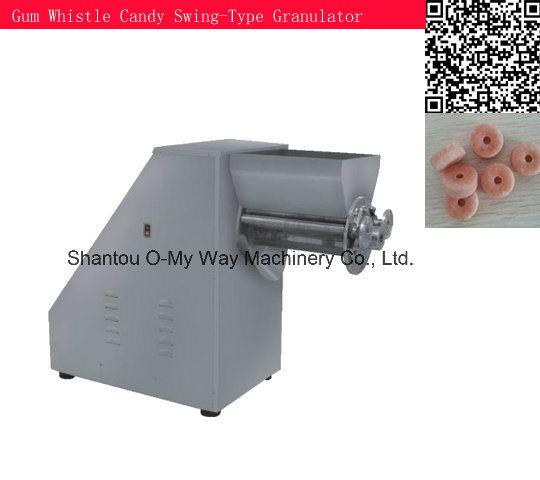 Sugar Powder Whistle Candy Machine Bubble Gum Machine Supplier