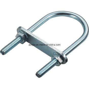 U Bolt with HDG for High Voltage Power OEM Usage