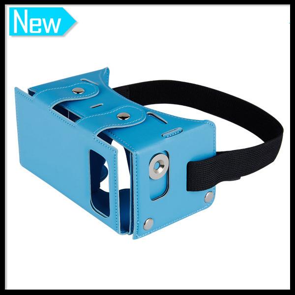 Virtual Reality Headset 3D Vr Glasses Google Cardboard for Smartphone
