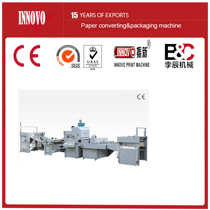 Hot Sell High Speed Automatic Laminator