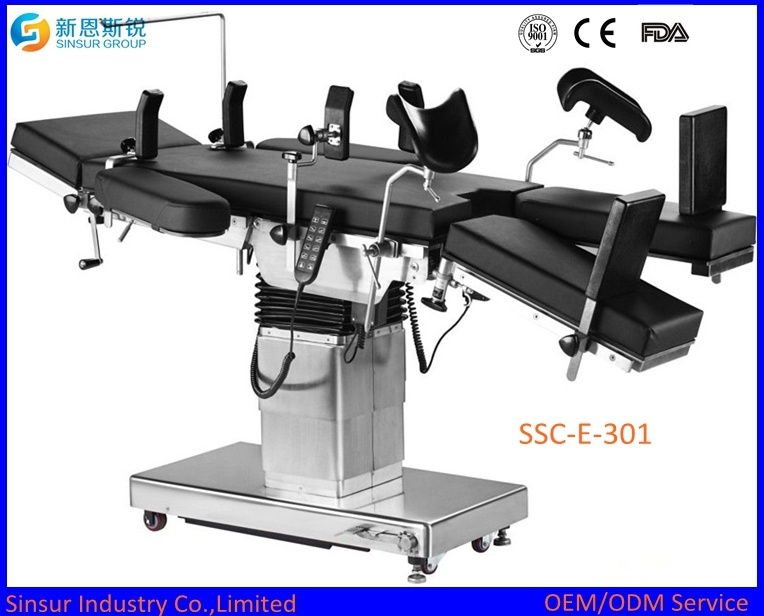 Surgical Equipment Electric Hydraulic Extra Low Hospital Operating Beds