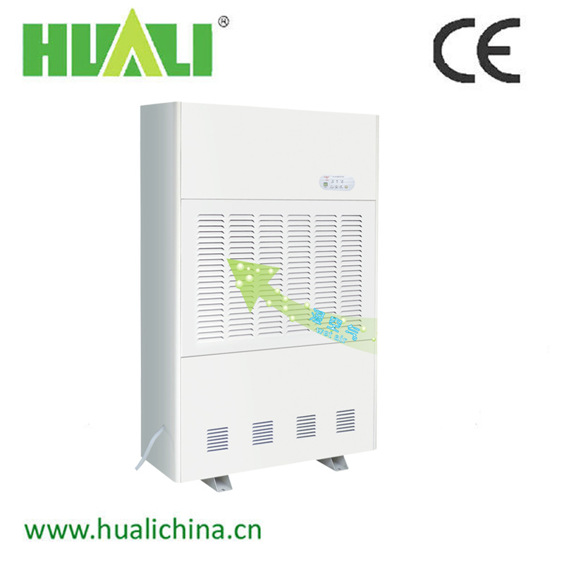 Large Power High Effiency Floor Standing Industrial Dehumidifier
