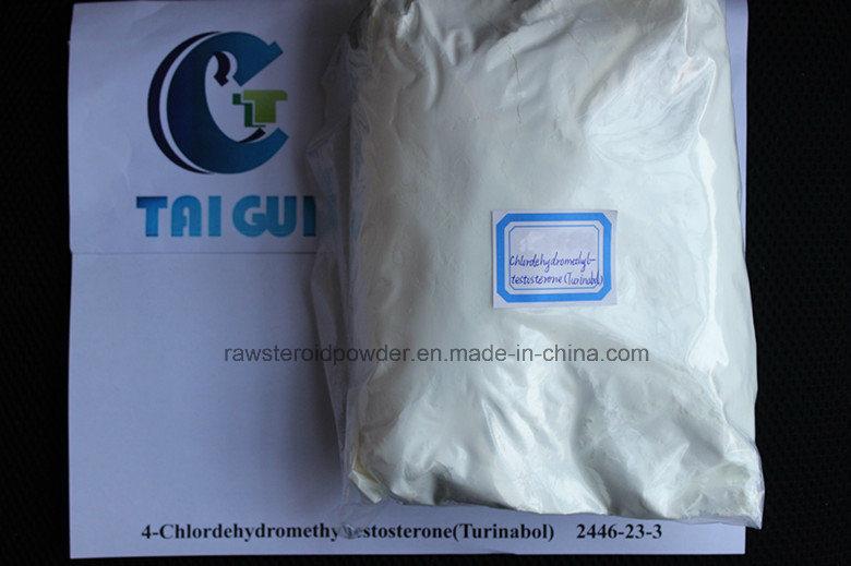 4-Chlorodehydromethyltestosterone / Turinabol