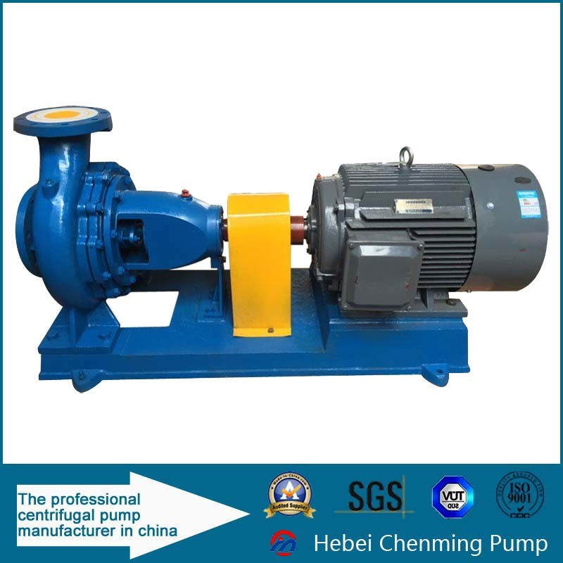 High Pressure Single-Stage Horizontal Industrial Centrifugal Water Pump
