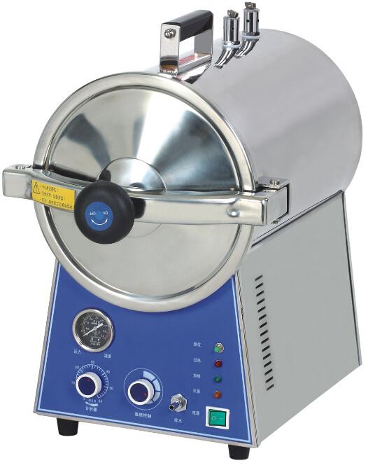 Hopital Sterilizer Equipment, Table Top Steam Sterilizer Machine